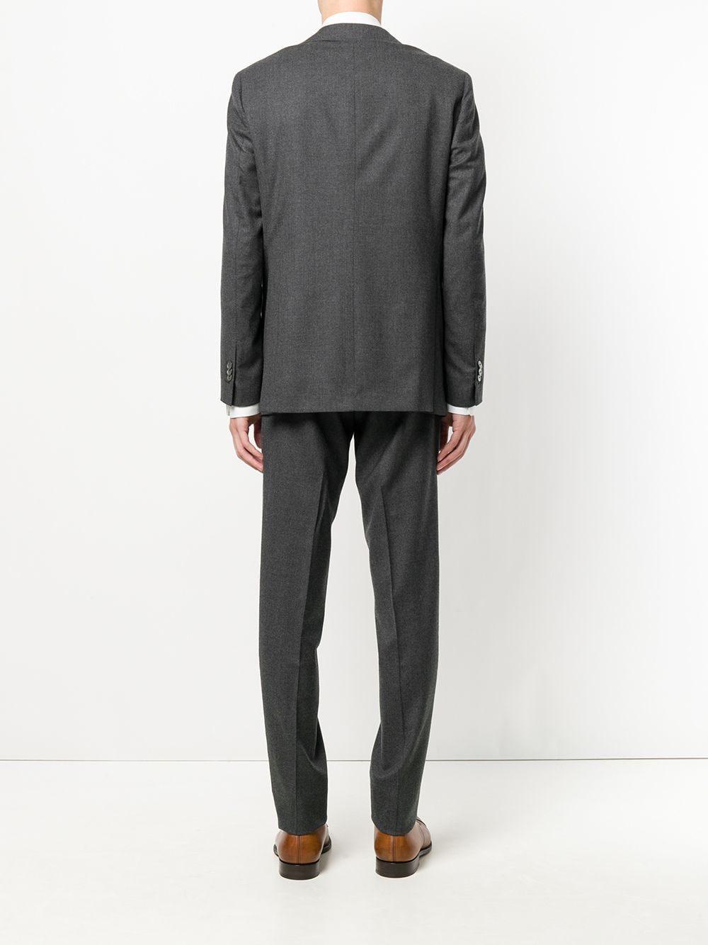 Fashion Clinic Kasjmier Tweedelig Pak in het Grijs voor heren