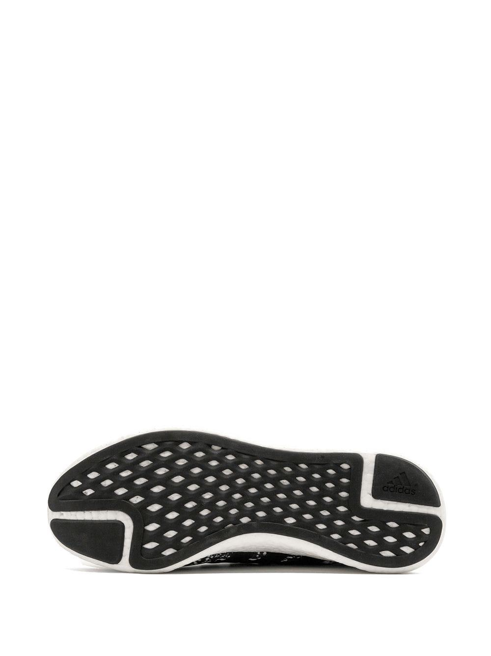 Zapatillas PureBoost adidas de Caucho de color Negro