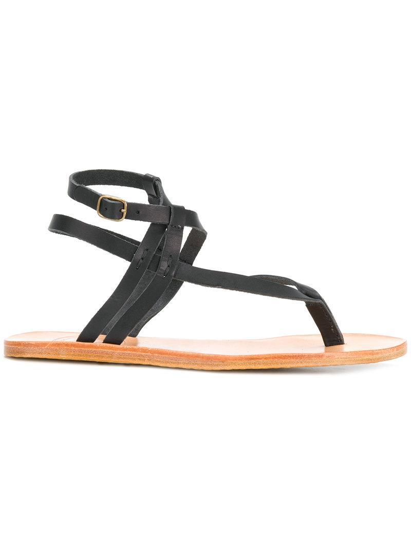 N.D.C. Made By Hand tassel detail sandals finishline llCRd5