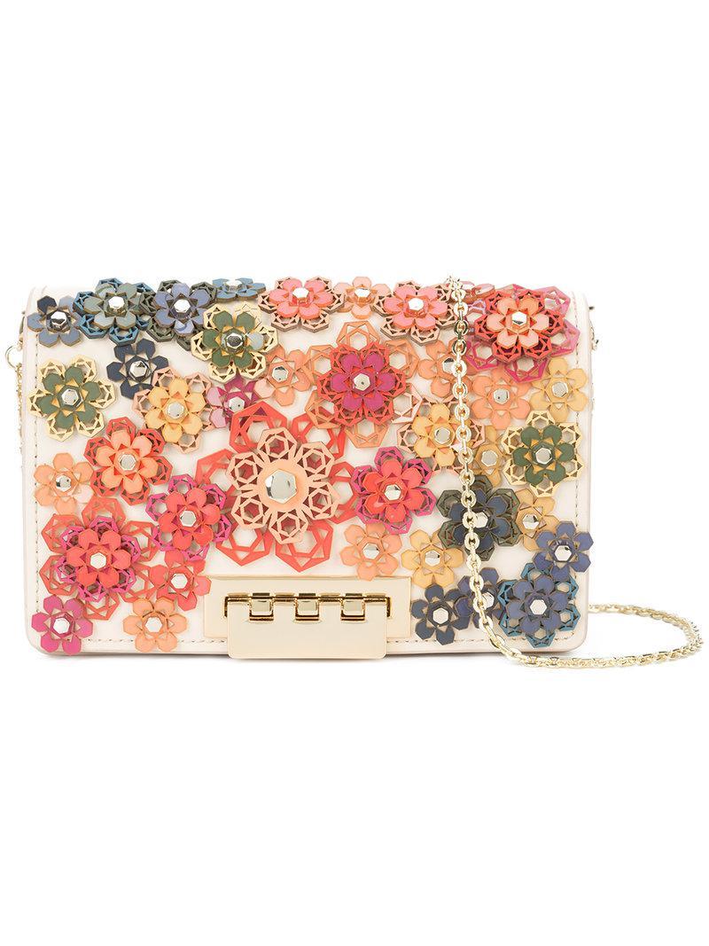 Earthette floral appliqu 8I9WU
