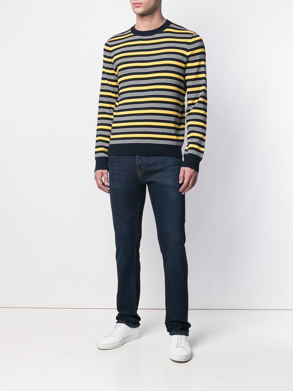 J Brand Denim Jeans mit schmalem Bein in Blau für Herren y214x