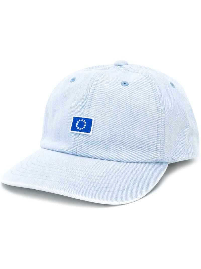 White Still Europa Cap 5mHouM9mN