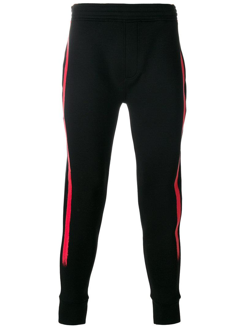 Best Sale Cheap Price tapered panelled track pants - Black Neil Barrett Clearance Brand New Unisex Outlet Very Cheap Discount High Quality Discount Shop For GmiWAhazRG