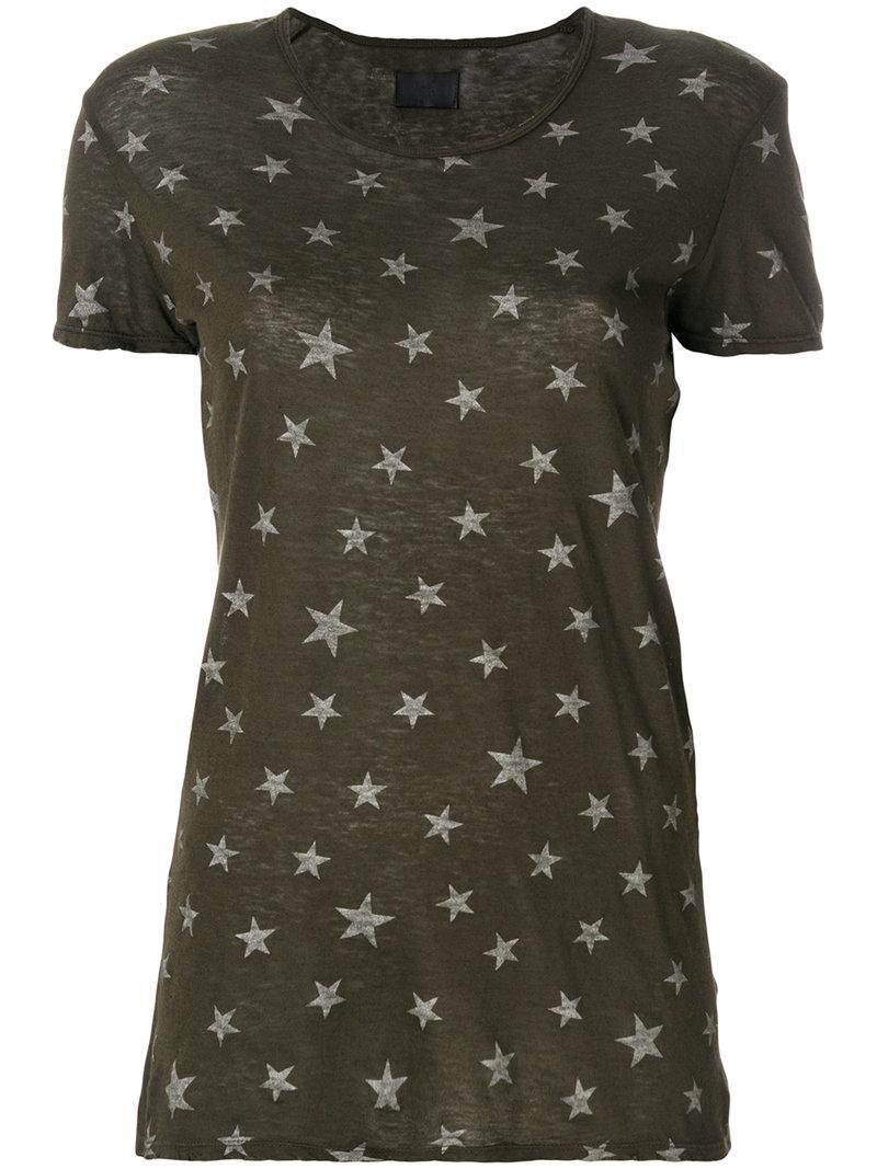 Best Sale Cheap Price Rta star print T-shirt Best Seller Cheap Online 2018 Online nLBUlnA