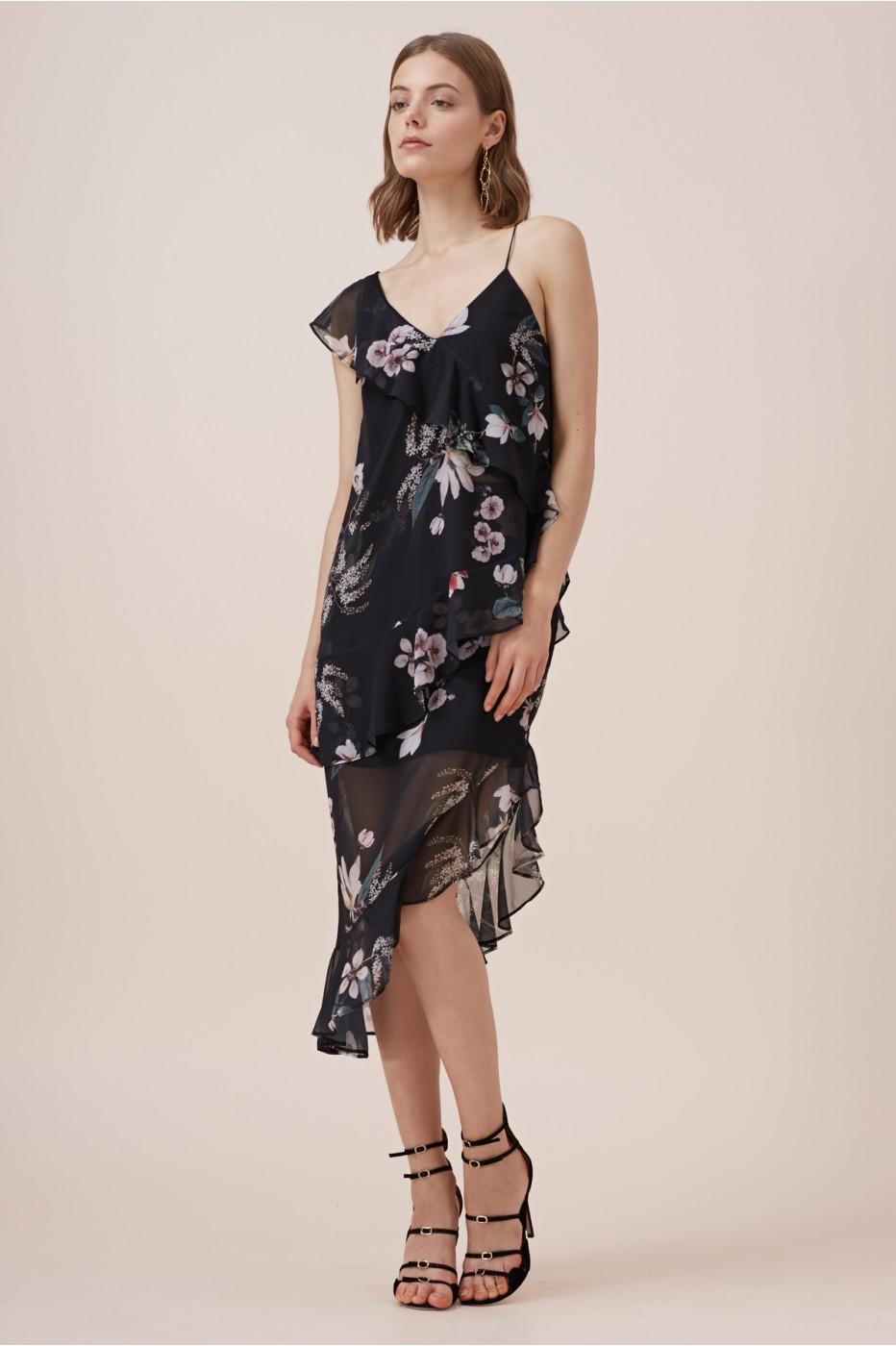 Lyst keepsake cosmic girl top for Cosmic pattern clothing