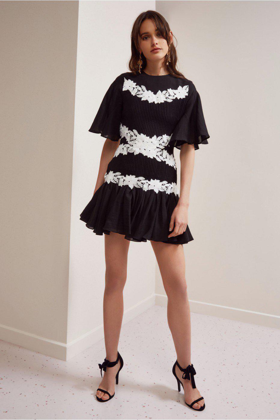 fa00354861 Lyst - Keepsake All Mine Mini Dress in Black