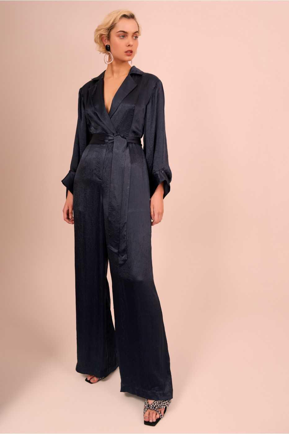 ae1bb5fa945 C/meo Collective Be Here Now Jumpsuit in Blue - Lyst
