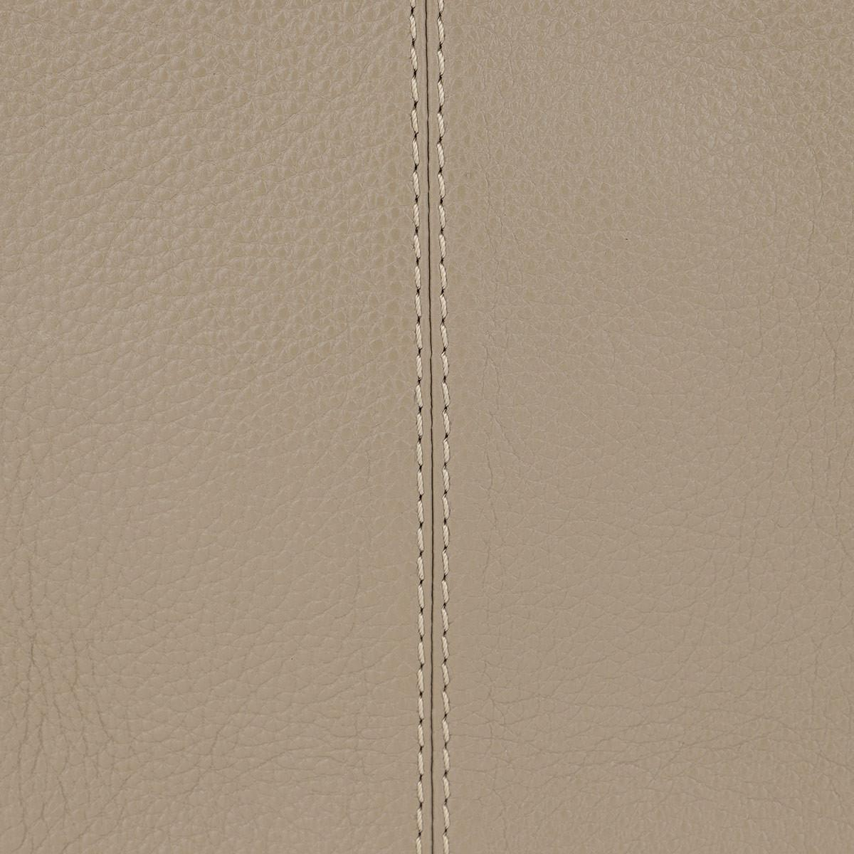 See By Chloé Canvas Kris Crossbody Bag Mini Motty Grey in Beige (Natural)