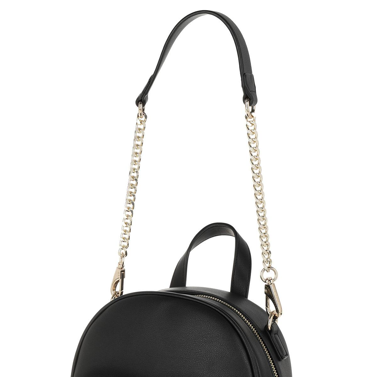 Versace Jeans Couture Synthetic Chain Backpack Black