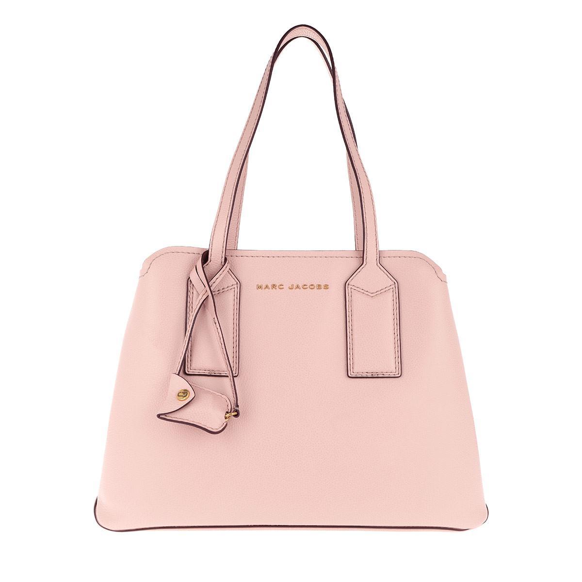 0f59c82a51fd Marc Jacobs Editor Shoulder Bag Rose in Pink - Lyst