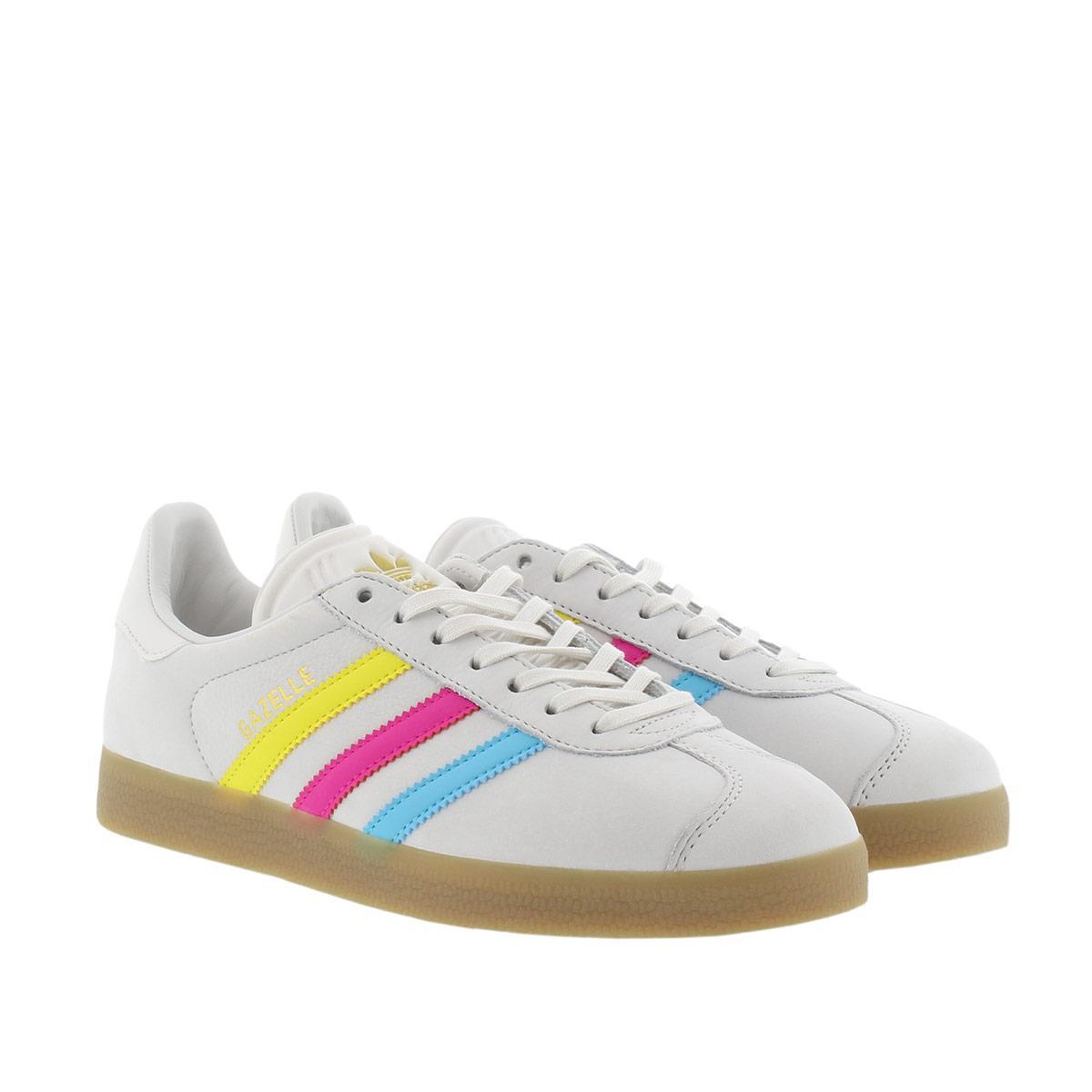 adidas gazelle multicolor