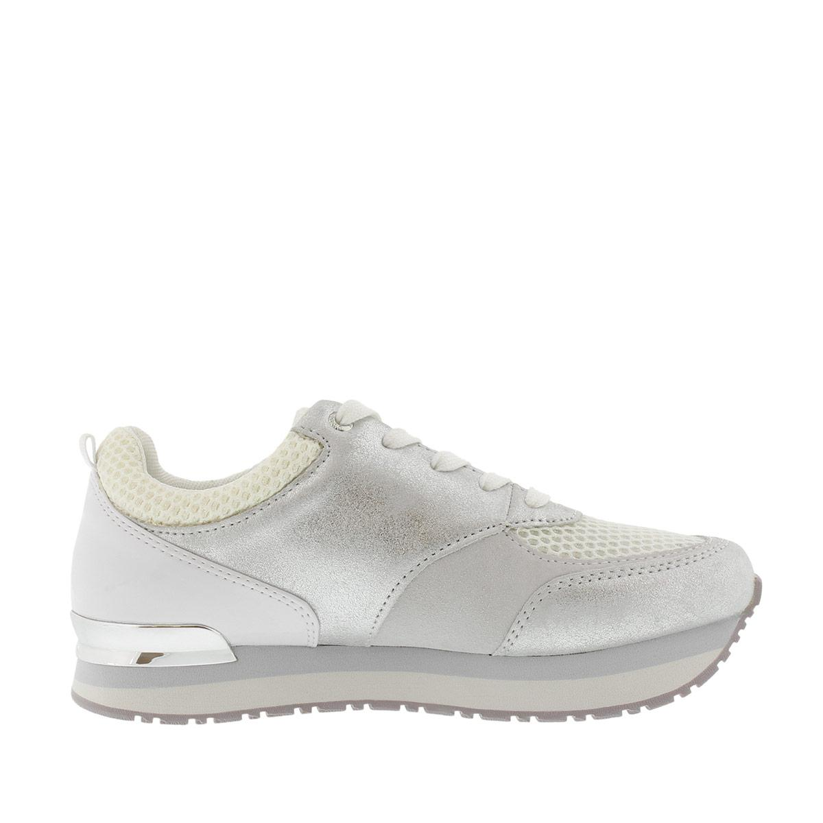 Guess Rimma Sneaker Leather White