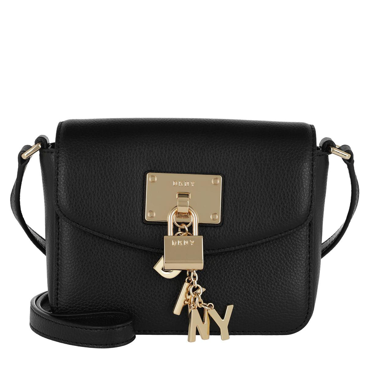 Cross Body Bags - Ann SM Shoulder Bag Black/Gold - black - Cross Body Bags for ladies DKNY GkVog