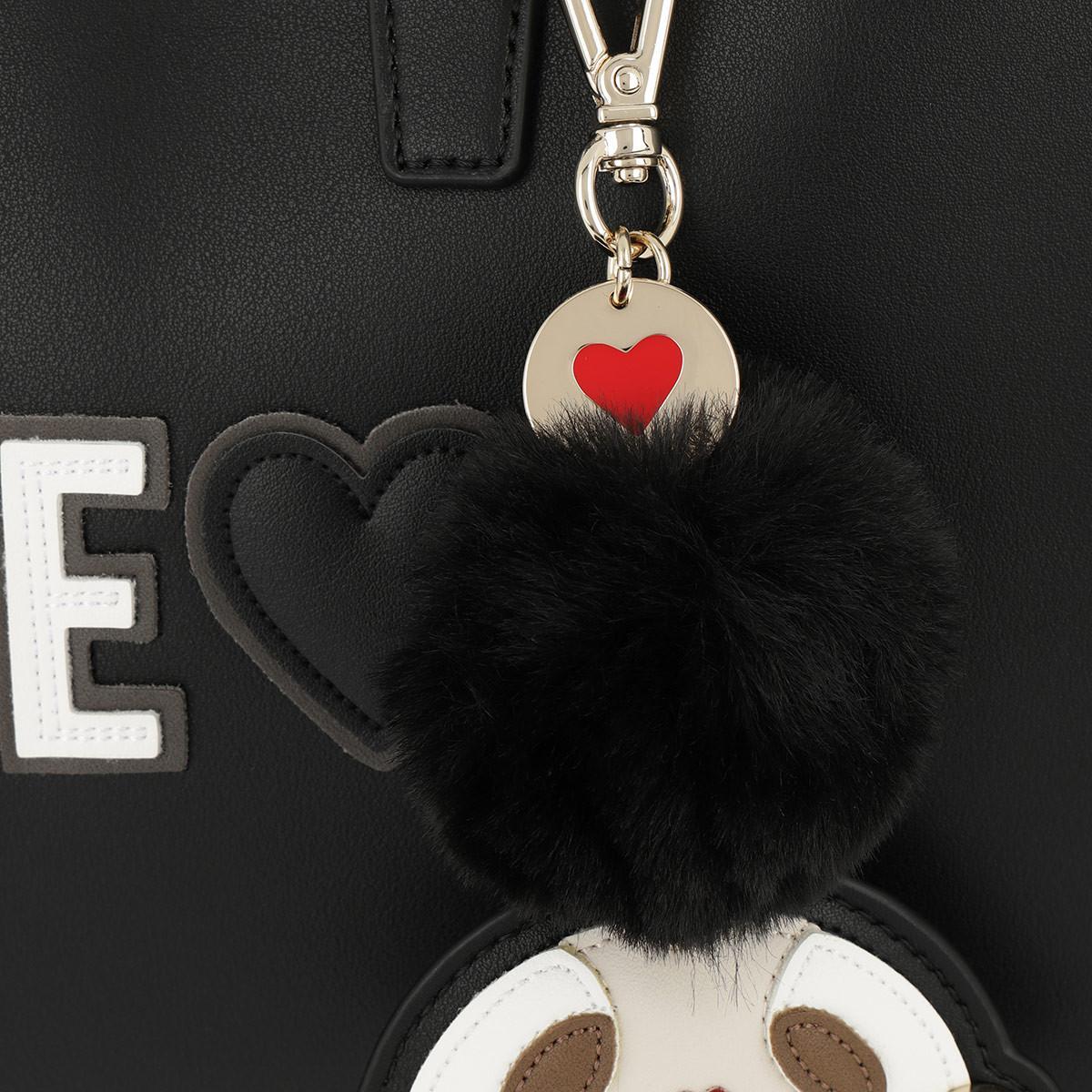 Love Moschino Synthetic Moschino Borsa Love Nera in Nero (Black)
