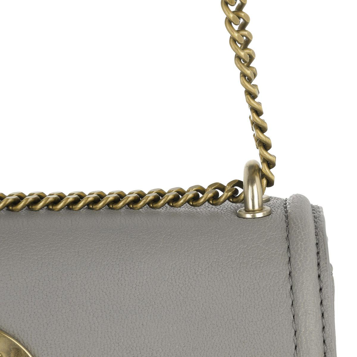 See By Chloé Canvas Lois Mini Crossbody Bag Sky Light in Blue