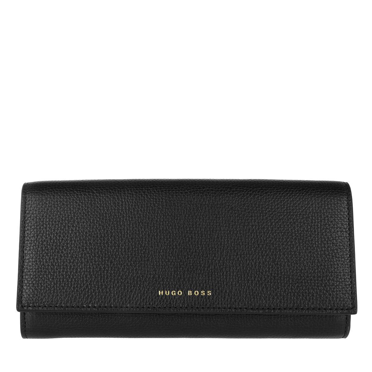 Womens Mayfair Continental Wallet HUGO BOSS X82u0msmH5