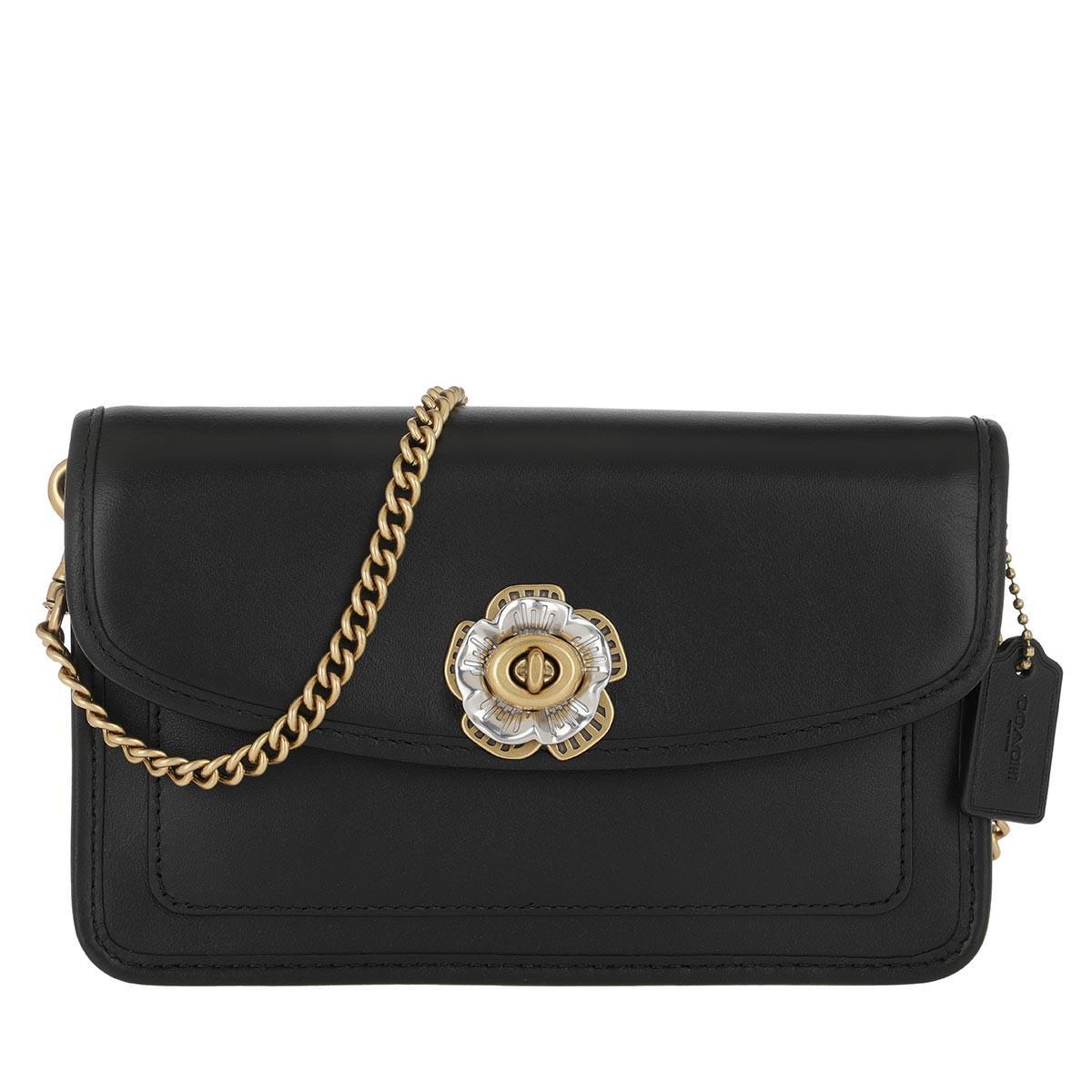 Parker Crossbody Bag Black