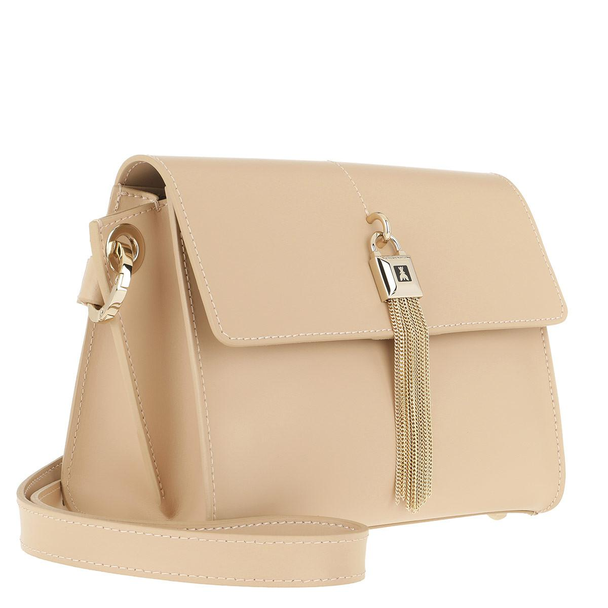 47eaca2fe88d Patrizia Pepe - Natural Crossbody Bag Camel Beige - Lyst. View fullscreen