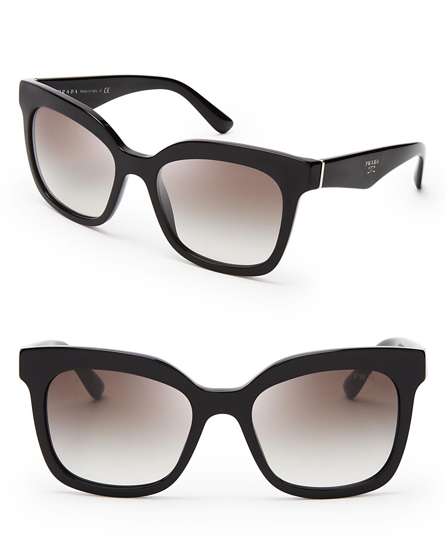 4904de089d8e Prada Confetti Wayfarer Square Sunglasses