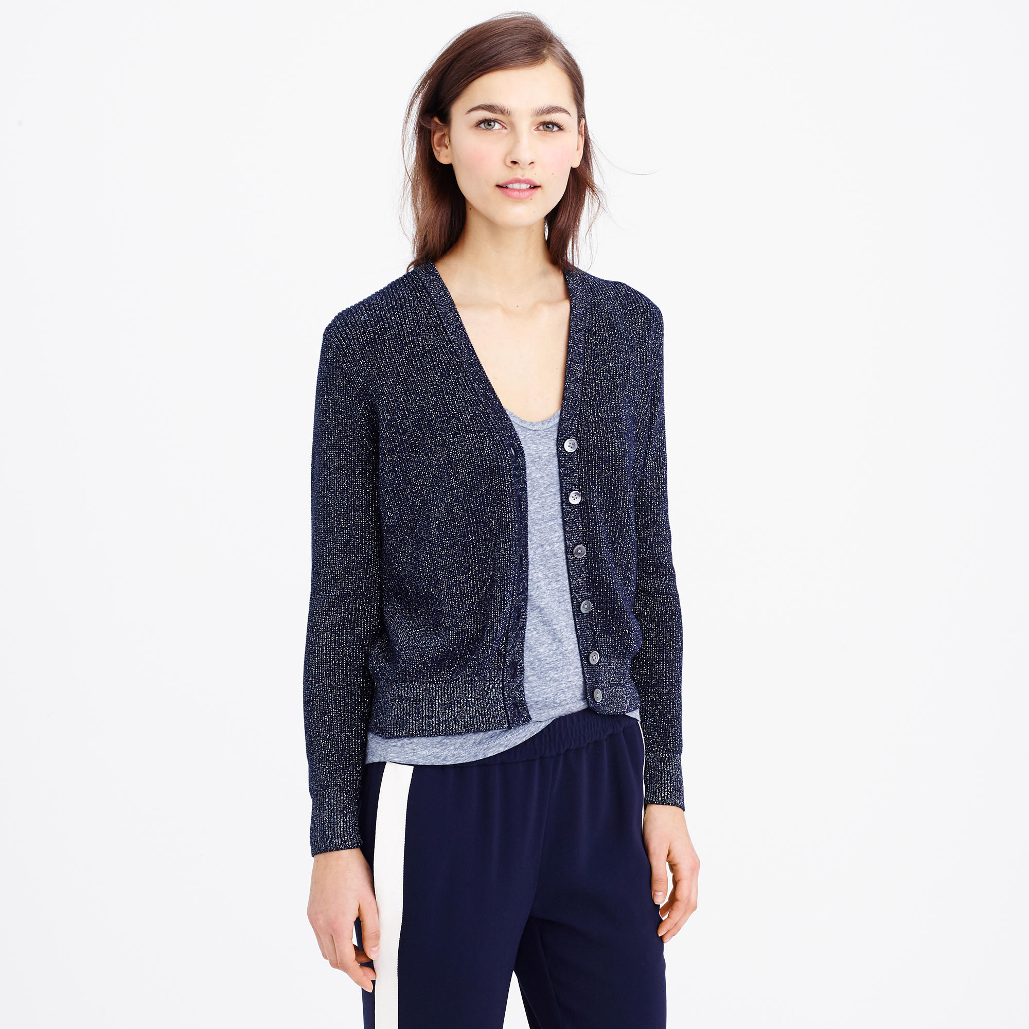 Find great deals on eBay for navy blue cardigan sweater. Shop with confidence. Skip to main content. eBay: Shop by category. New Listing Chicos Womens Sheer Sweater Open Front Cardigan Navy Blue Size 2 PLS READ. Pre-Owned. $ Time left 6d 5h left. 1 bid +$ shipping.