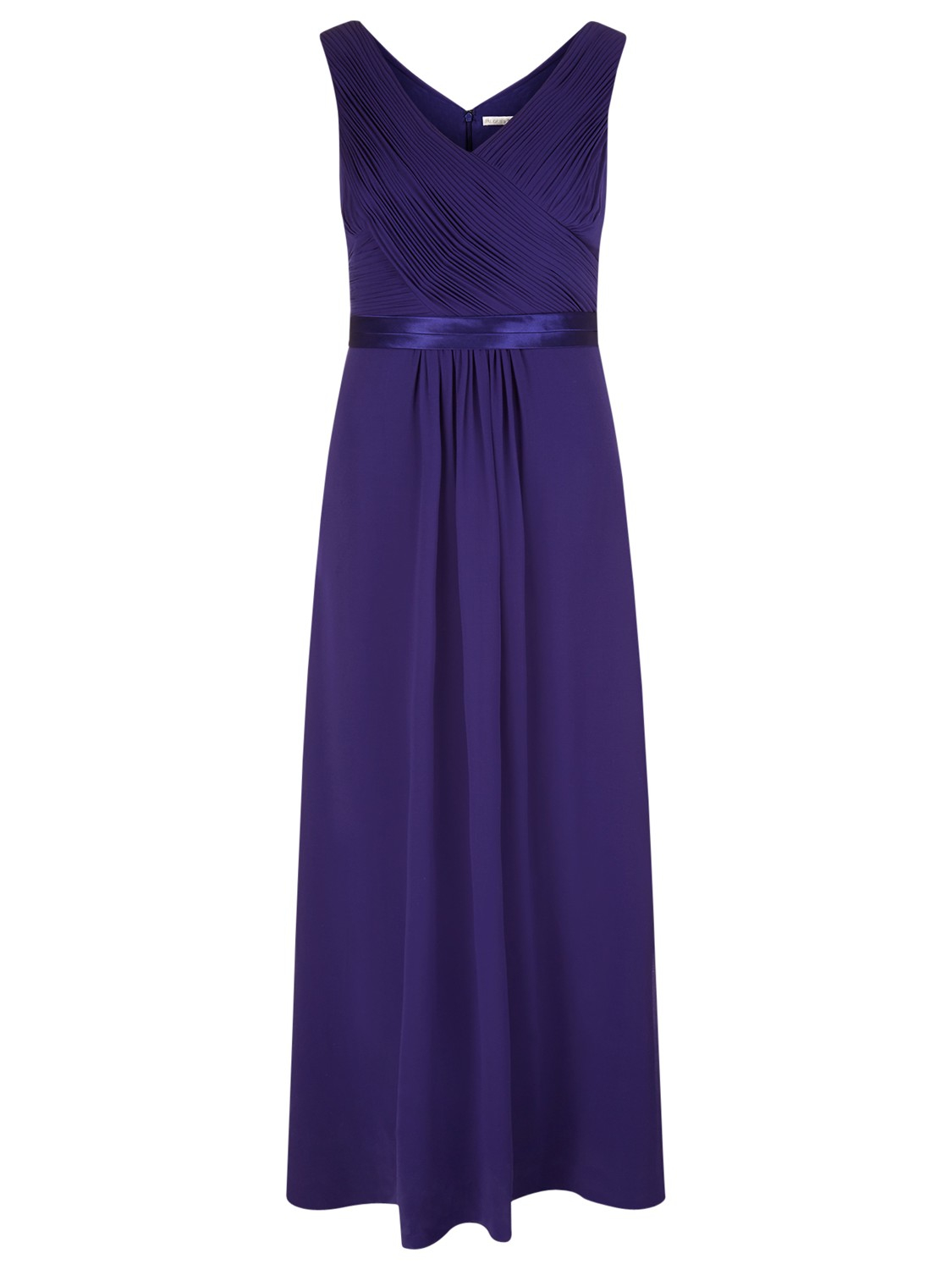 Jacques Vert Evening Dress With Shawl in Purple - Lyst