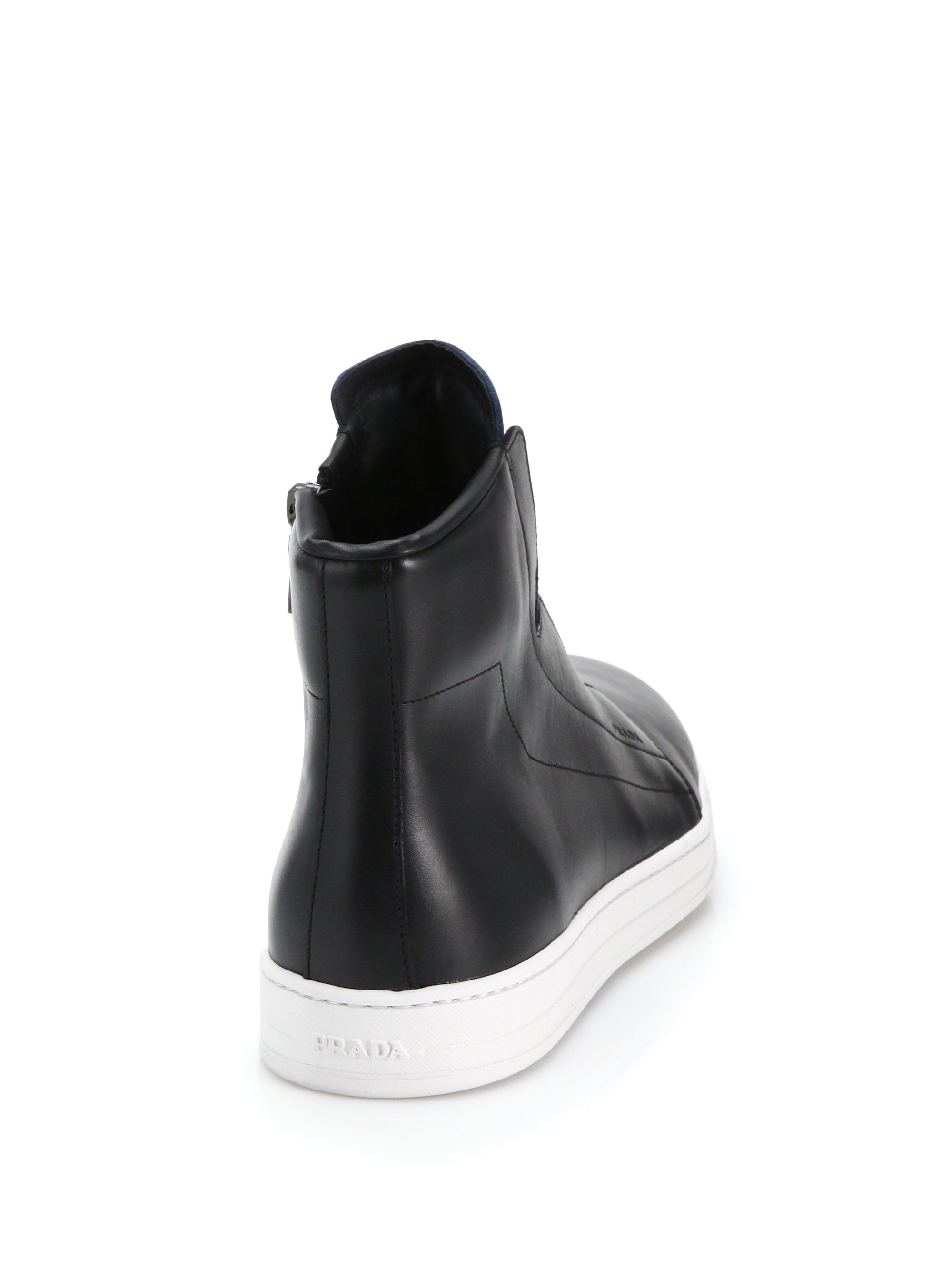 Burberry Mens Shoes Hi Top