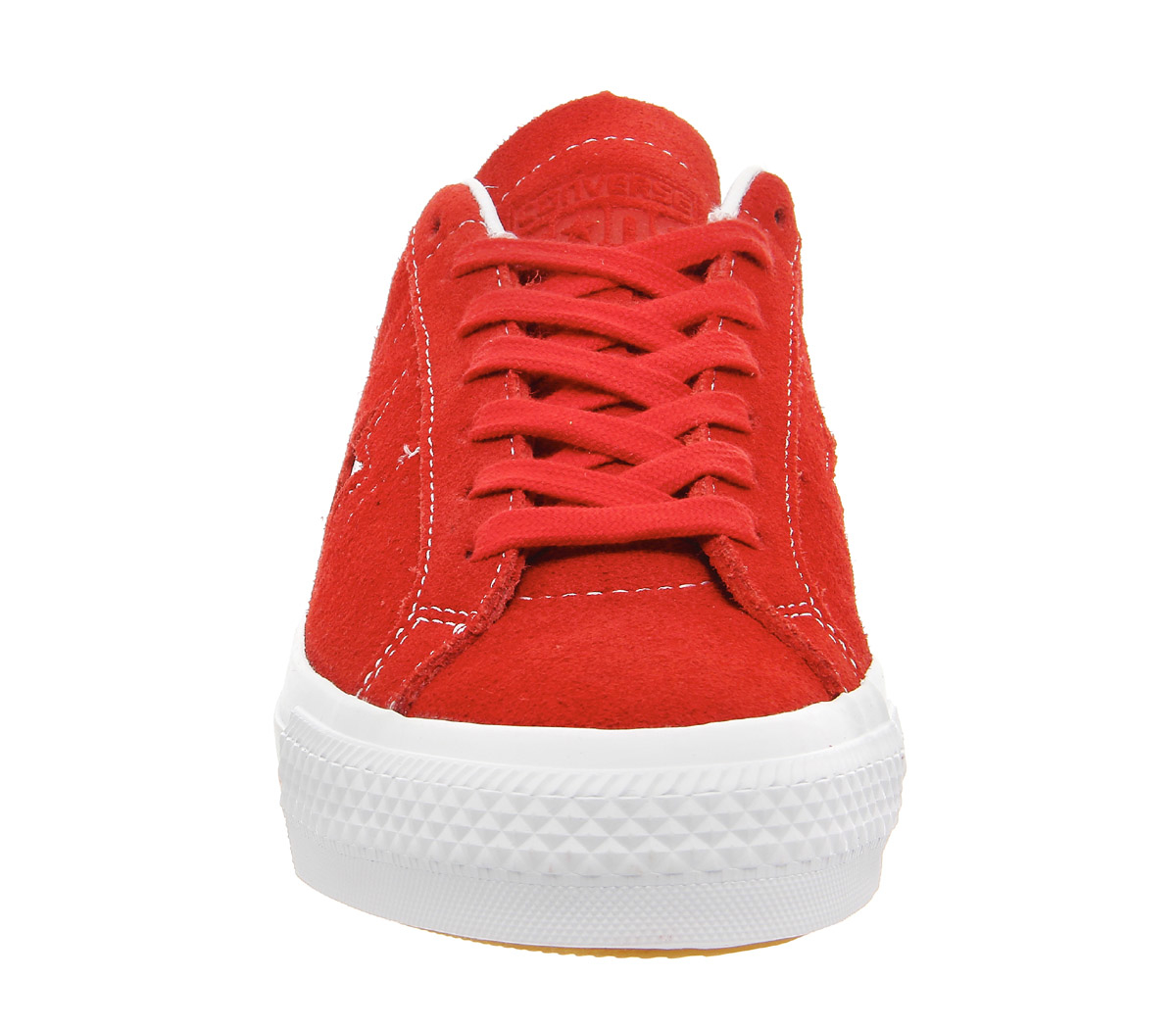 Converse One Star Skate In Red For Men Lyst