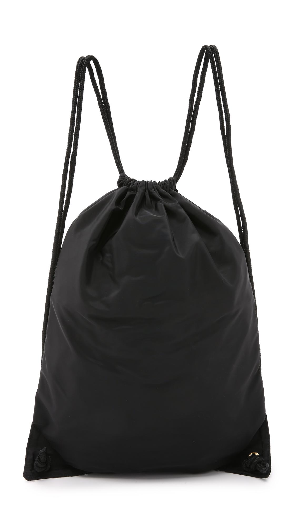 ead2c1544b47 Moschino Gym Bag - Black