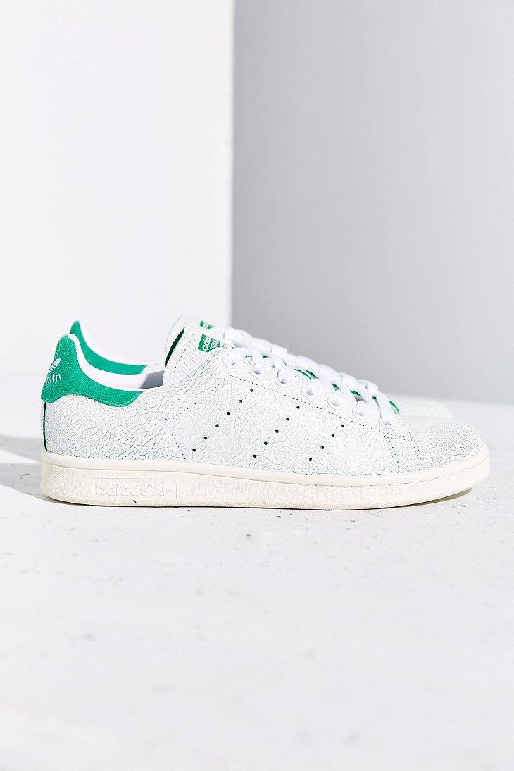 Lyst adidas originali stan smith e scarpe in verde