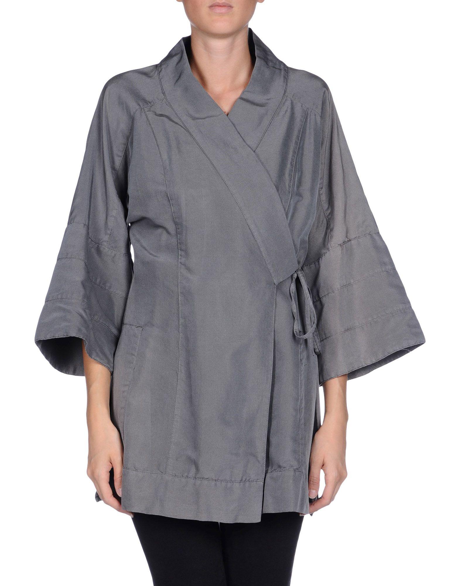 Dondup Full-length Jacket in Gray