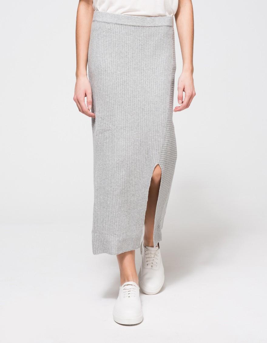 Трикотажные недорогие юбки