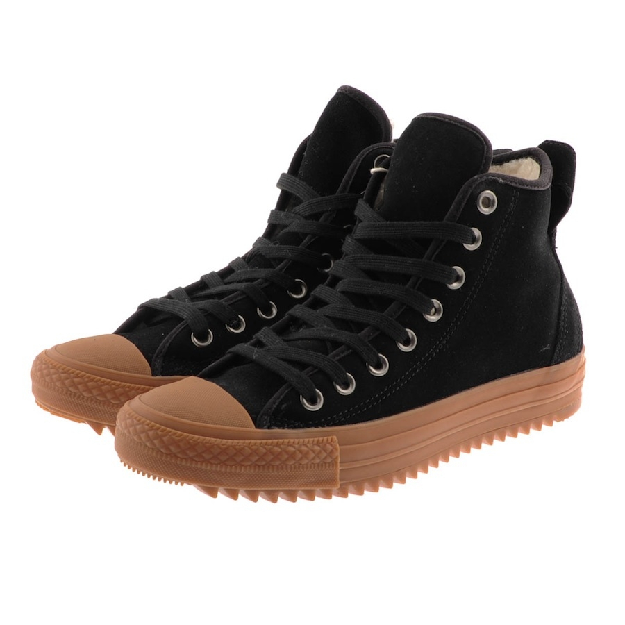 8957711befe004 Lyst - Converse All Star Hollis Hi Top Trainers in Black for Men