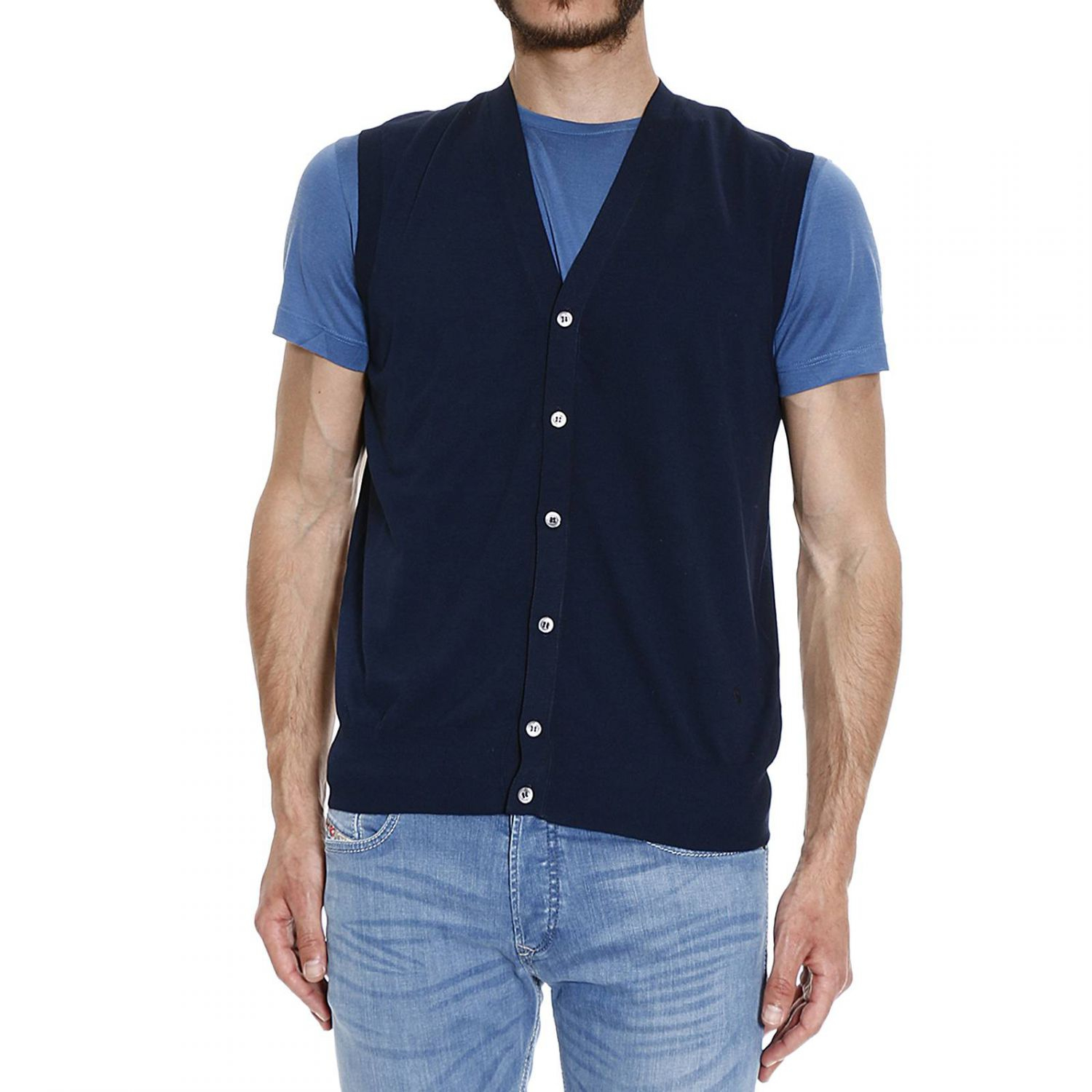 Find mens sleeveless cardigan at ShopStyle. Shop the latest collection of mens sleeveless cardigan from the most popular stores - all in one place.