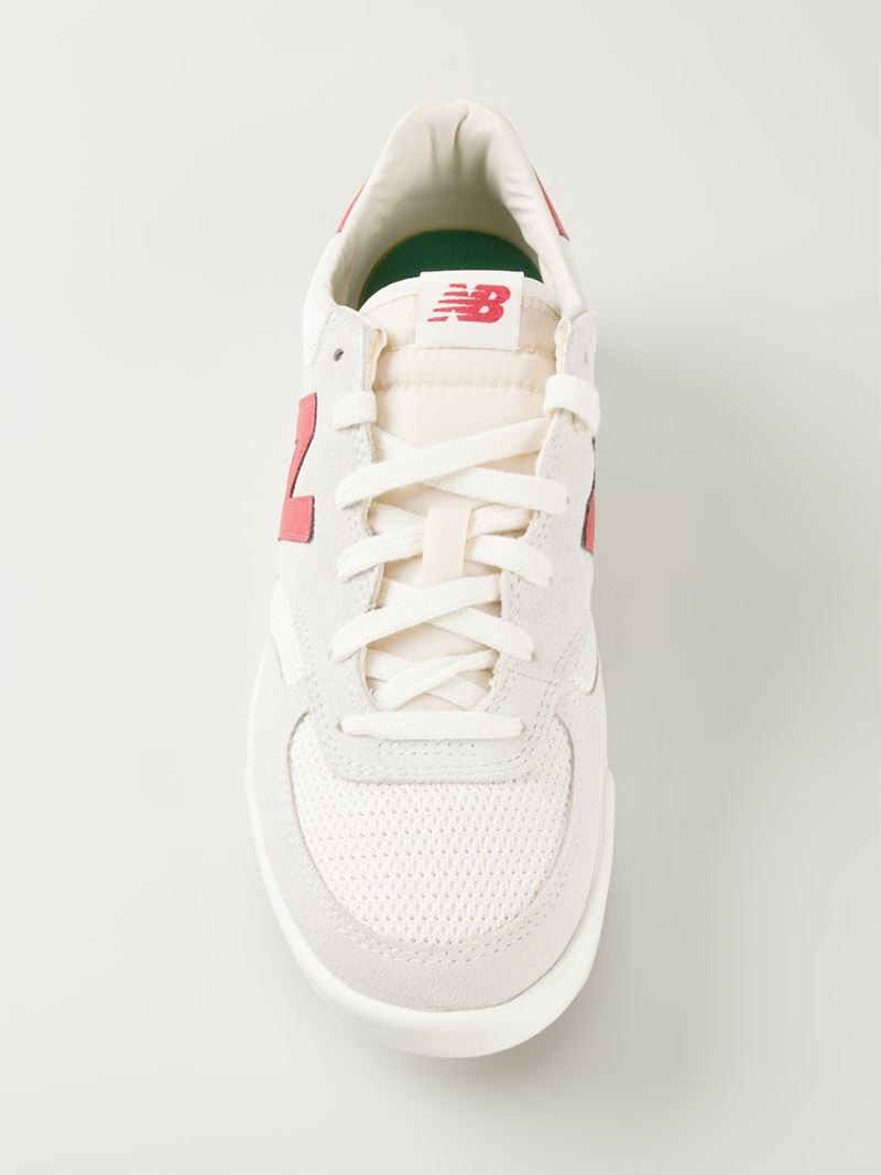 new style 3506b 5163a New Balance CRT300 Sneakers in Natural for Men - Lyst