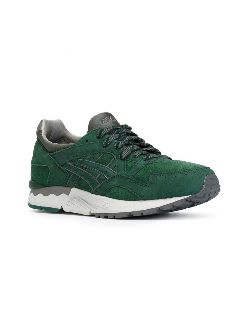 Asics Gel Lyte V Sneakers In Green For Men Lyst