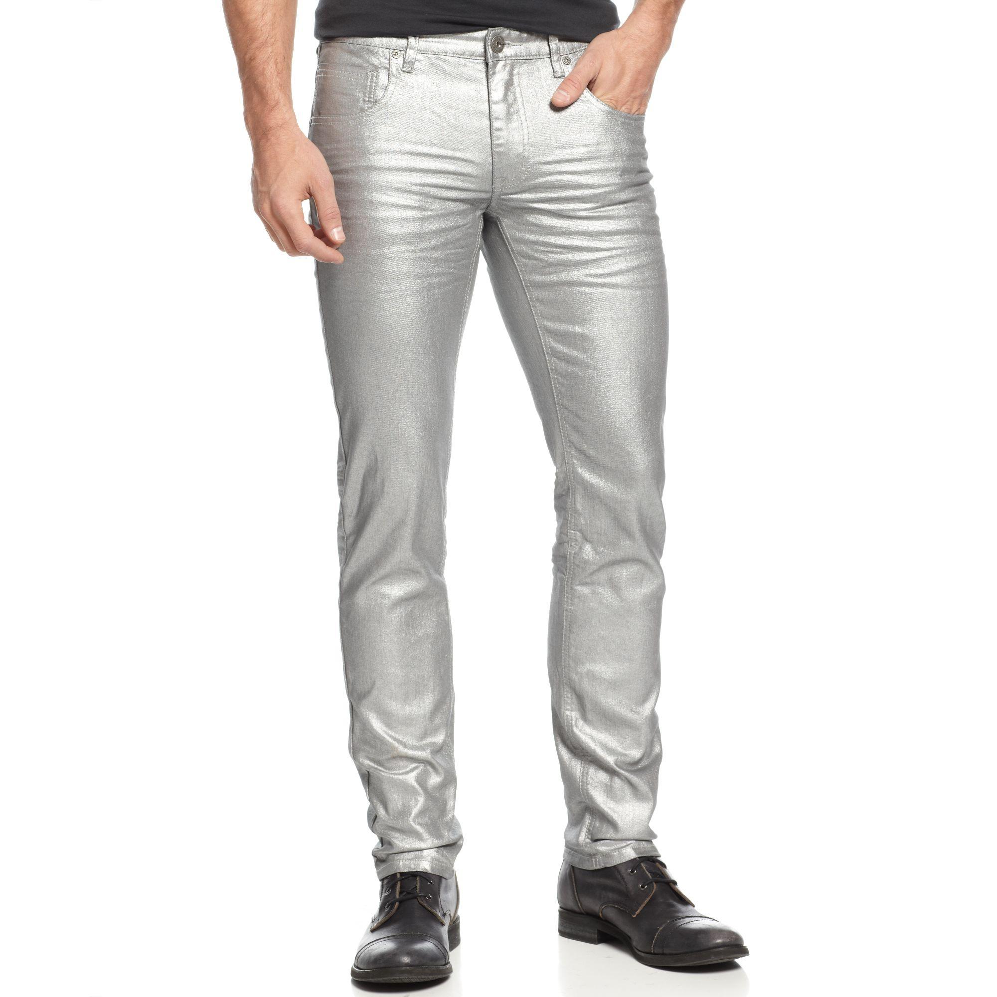 Hollister Mens Super Skinny Jeans