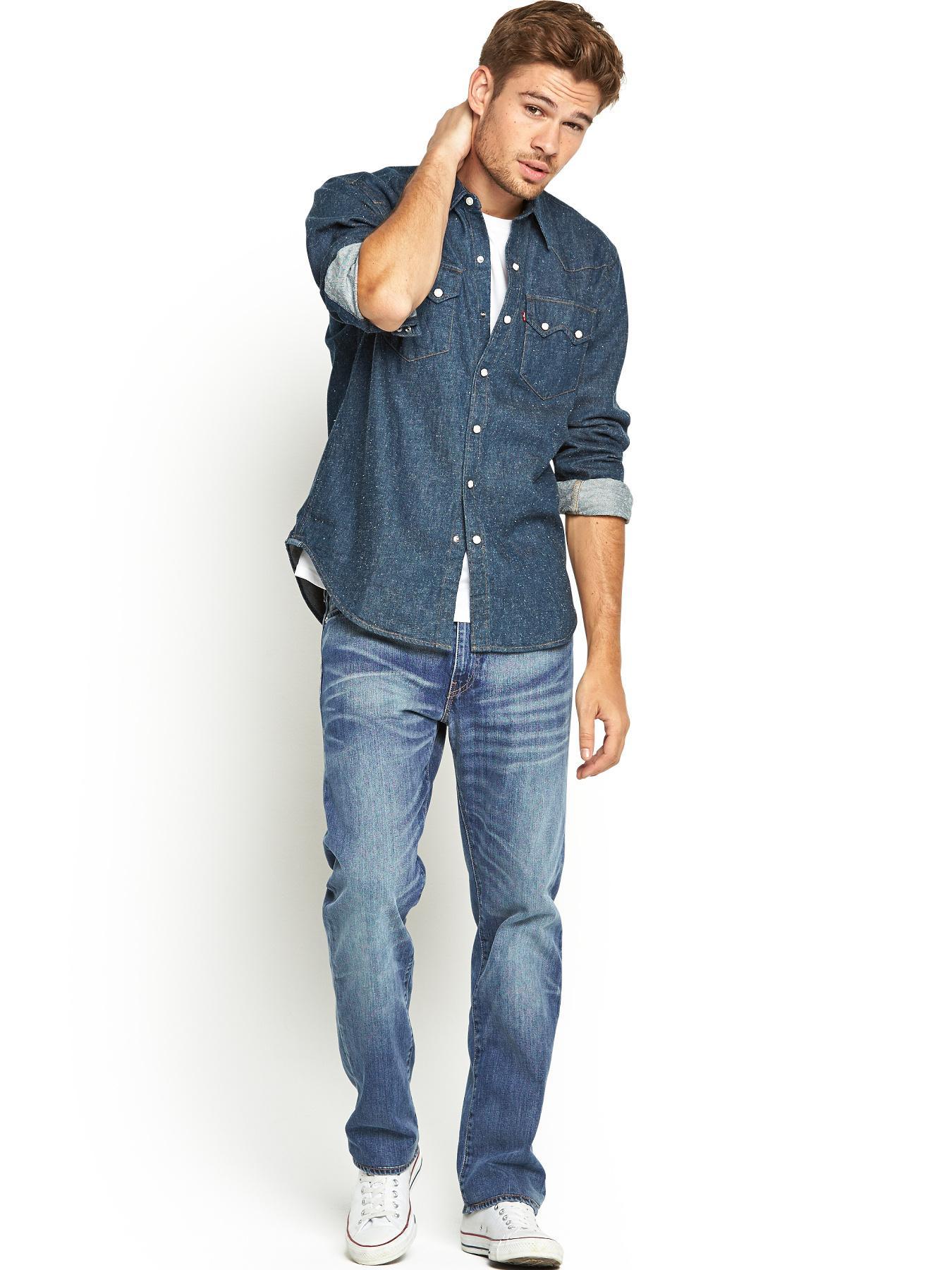 levis 513 slim straight jeans for men