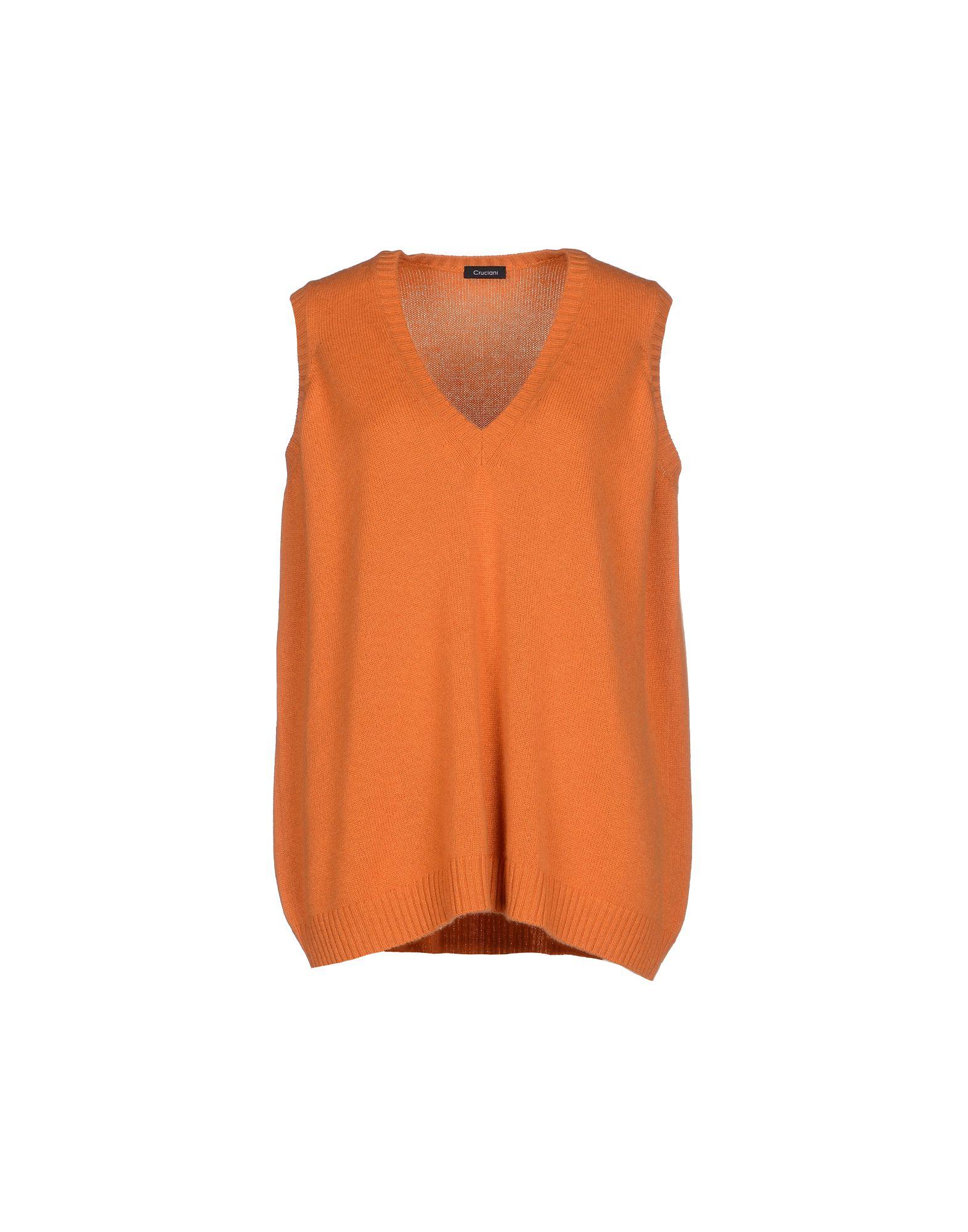Cruciani Jumper in Orange