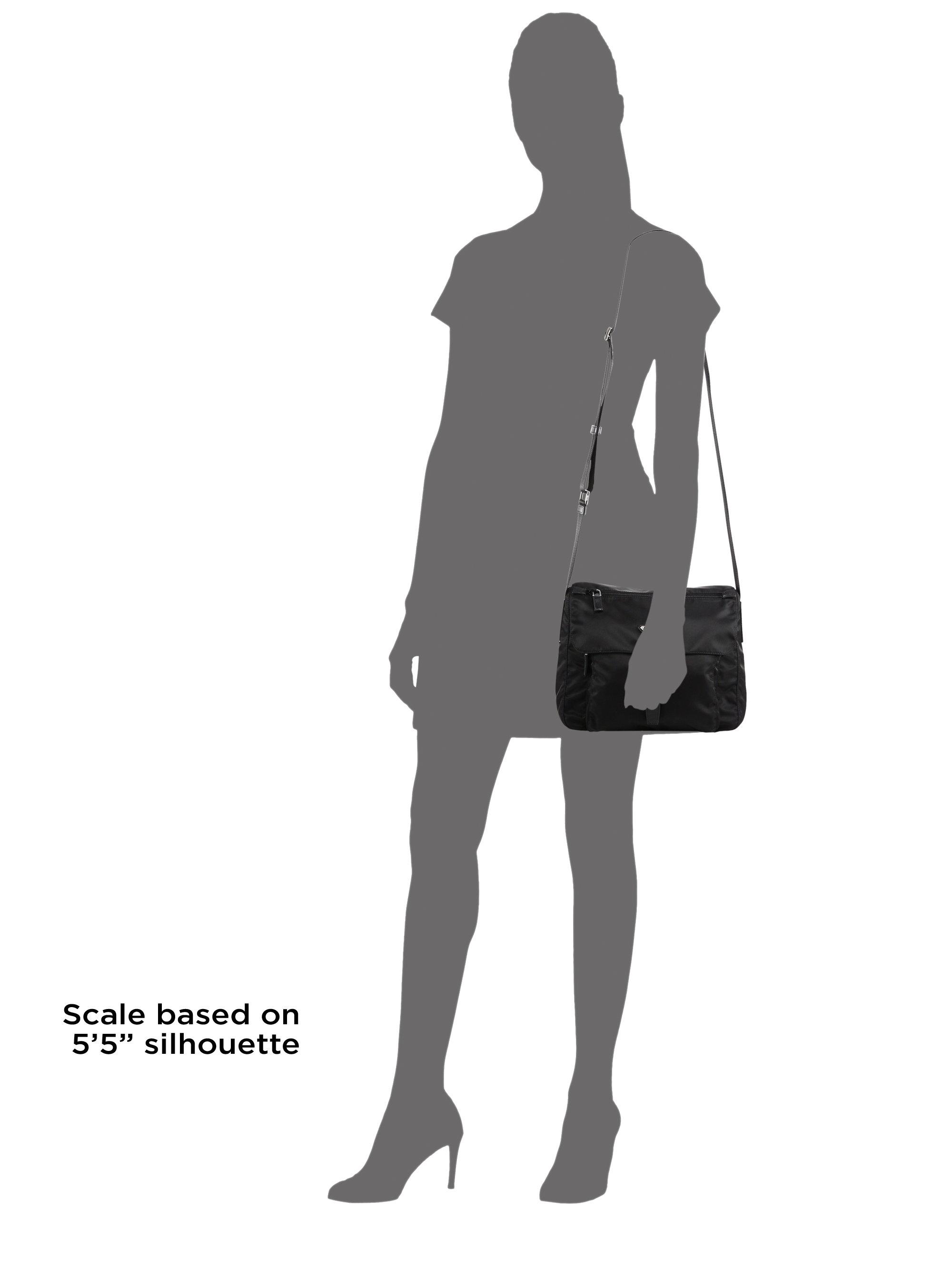 Nylon Body Bag 42