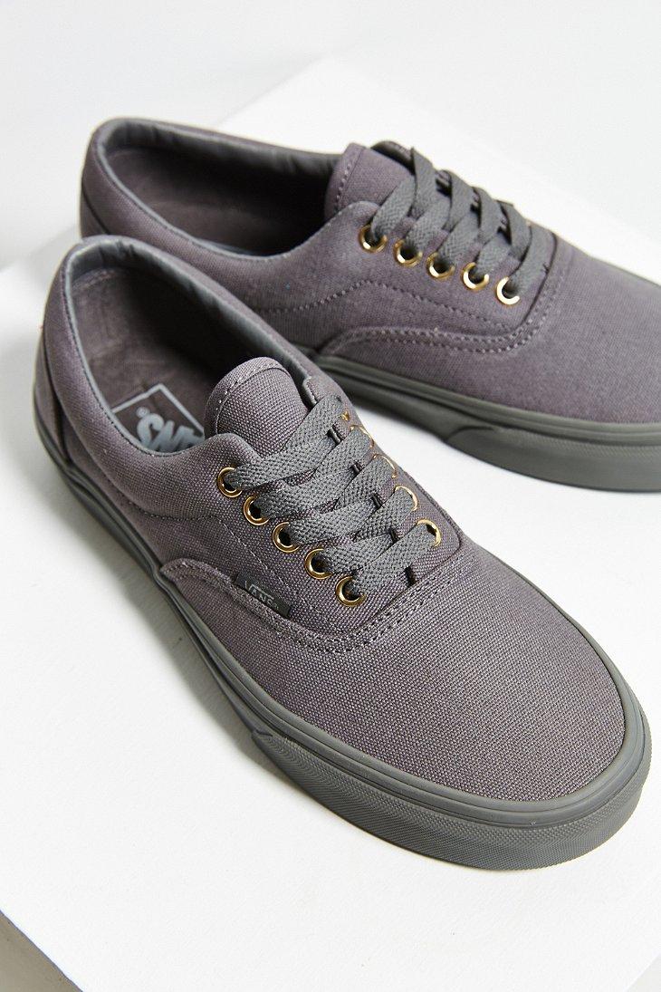 Lyst - Vans Era Gold Mono Sneaker in Gray 644100f7157f