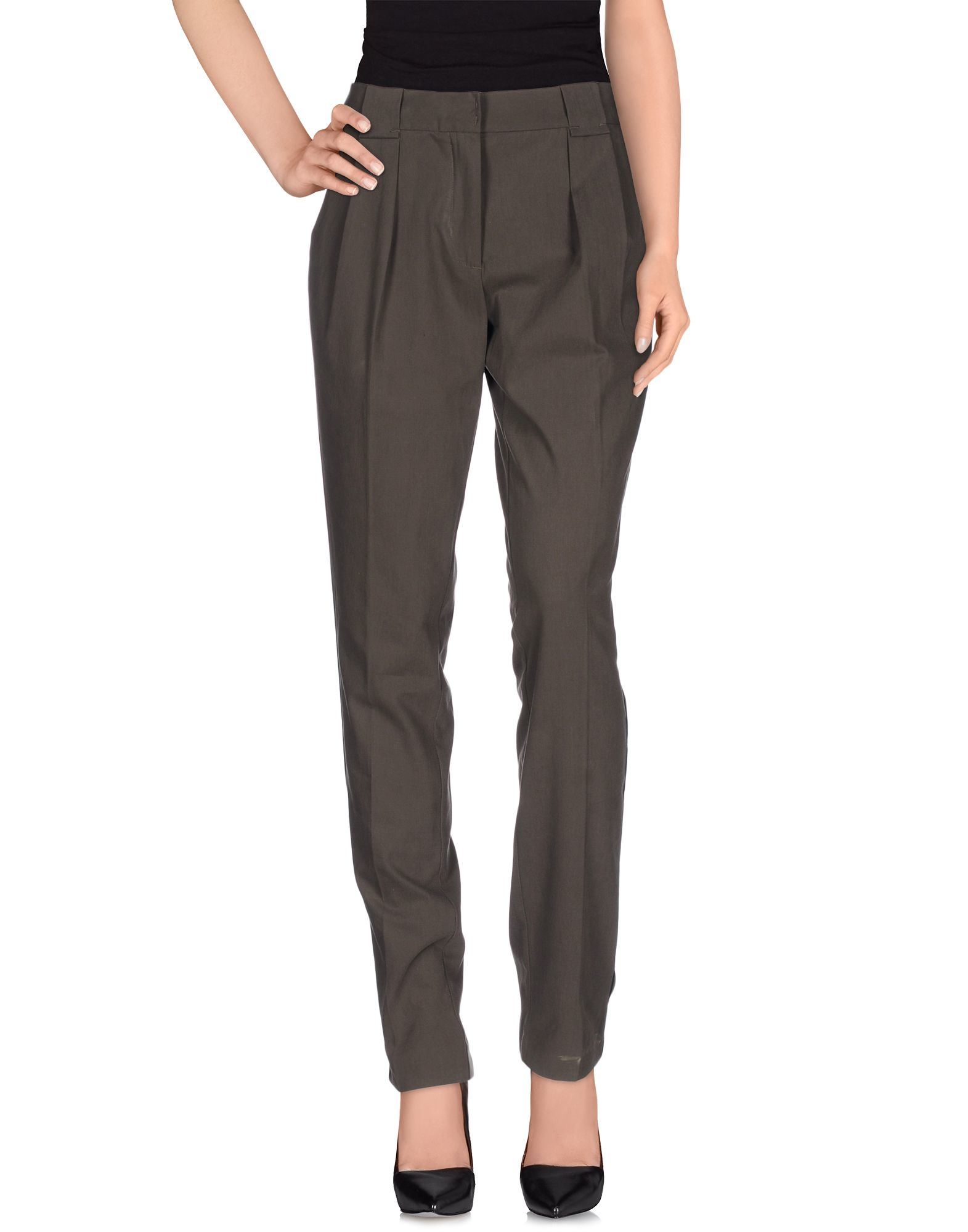 New Womens Dark Brown Pants  Pi Pants