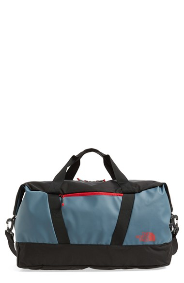 4222682ba The North Face 'apex' Gym Duffel Bag in Blue for Men - Lyst
