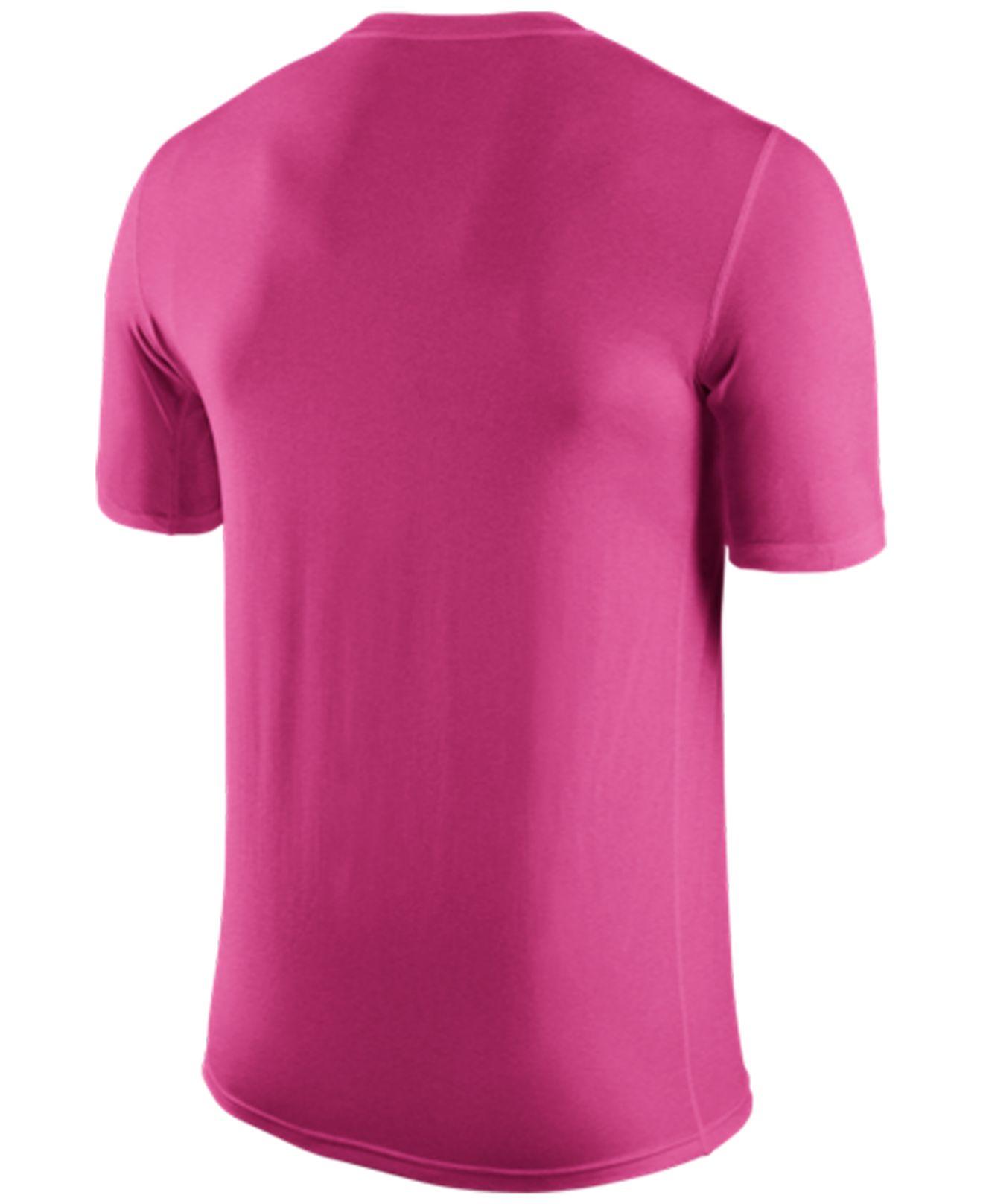 Mens Breast Cancer Awareness Shirts