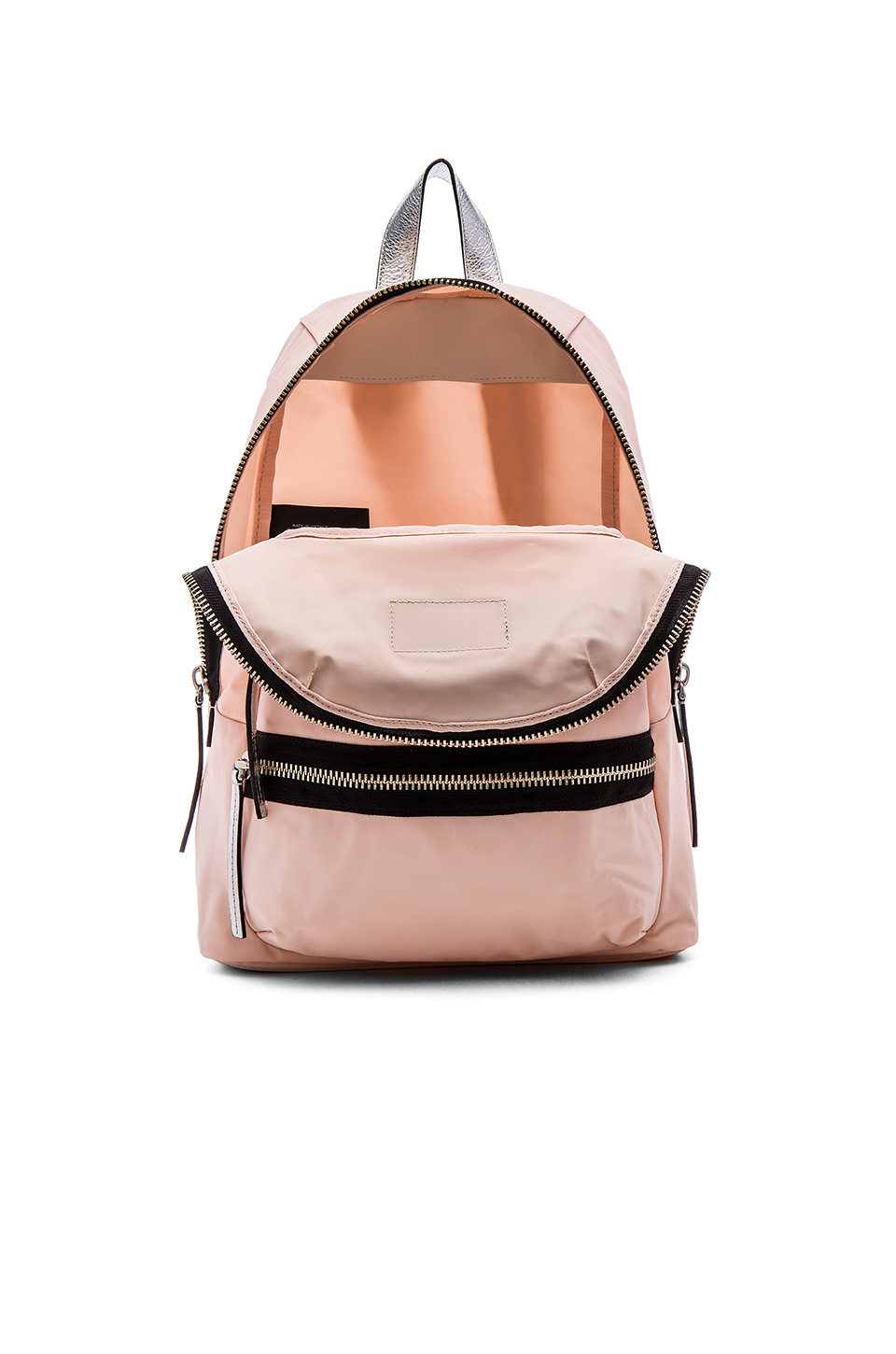 marc by marc jacobs domo arigato packrat backpack in pink lyst. Black Bedroom Furniture Sets. Home Design Ideas