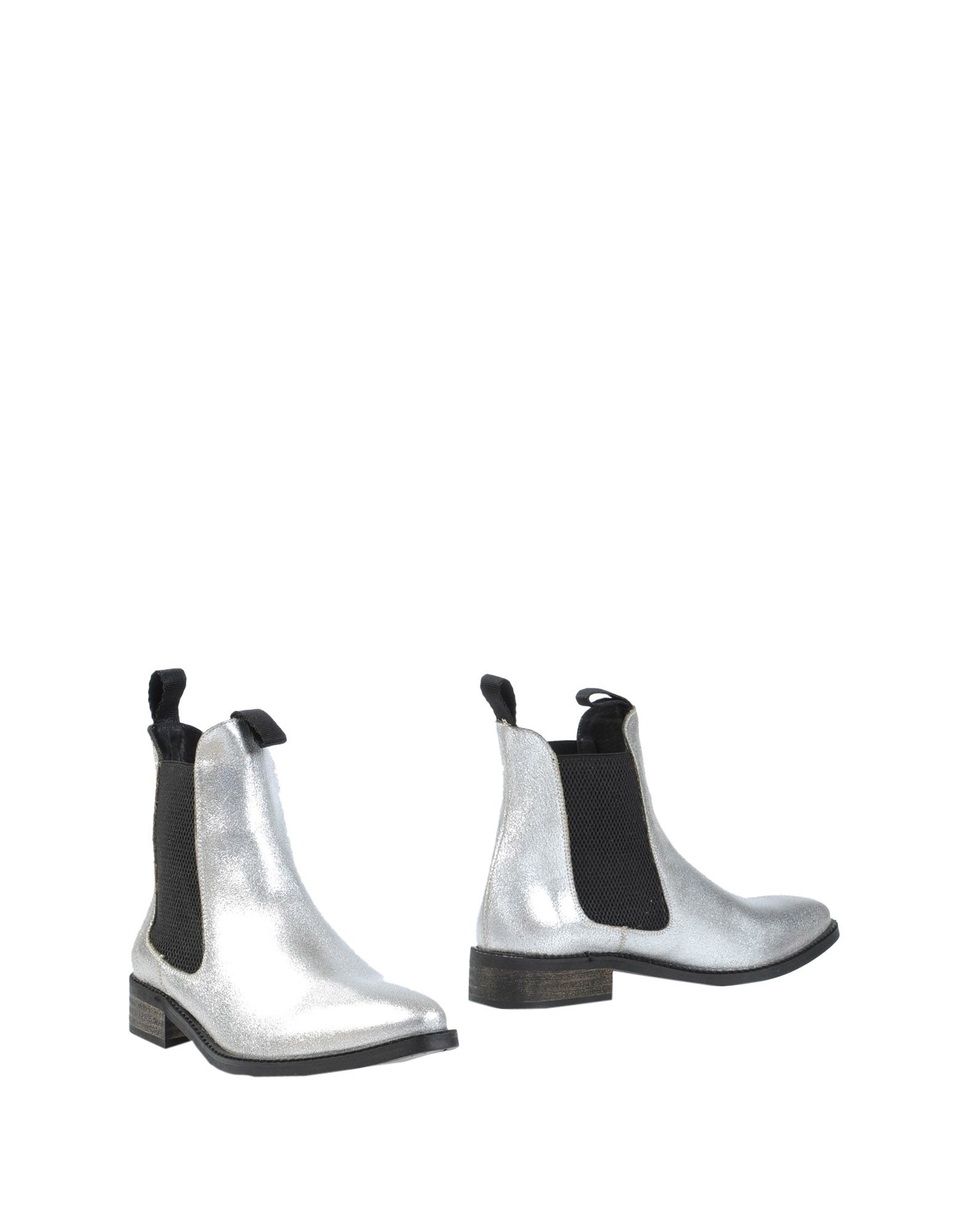 Miista Ankle Boots in Metallic   Lyst