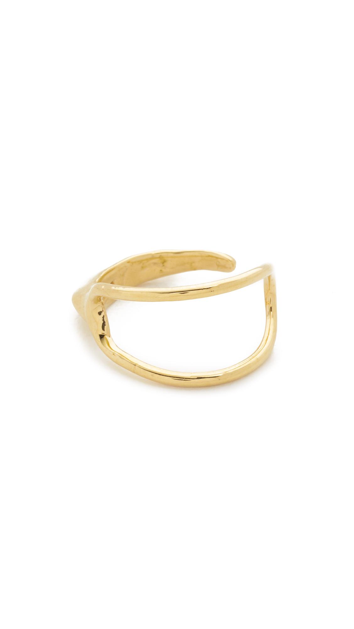 Viola Effy Amethyst Ring Rose Gold