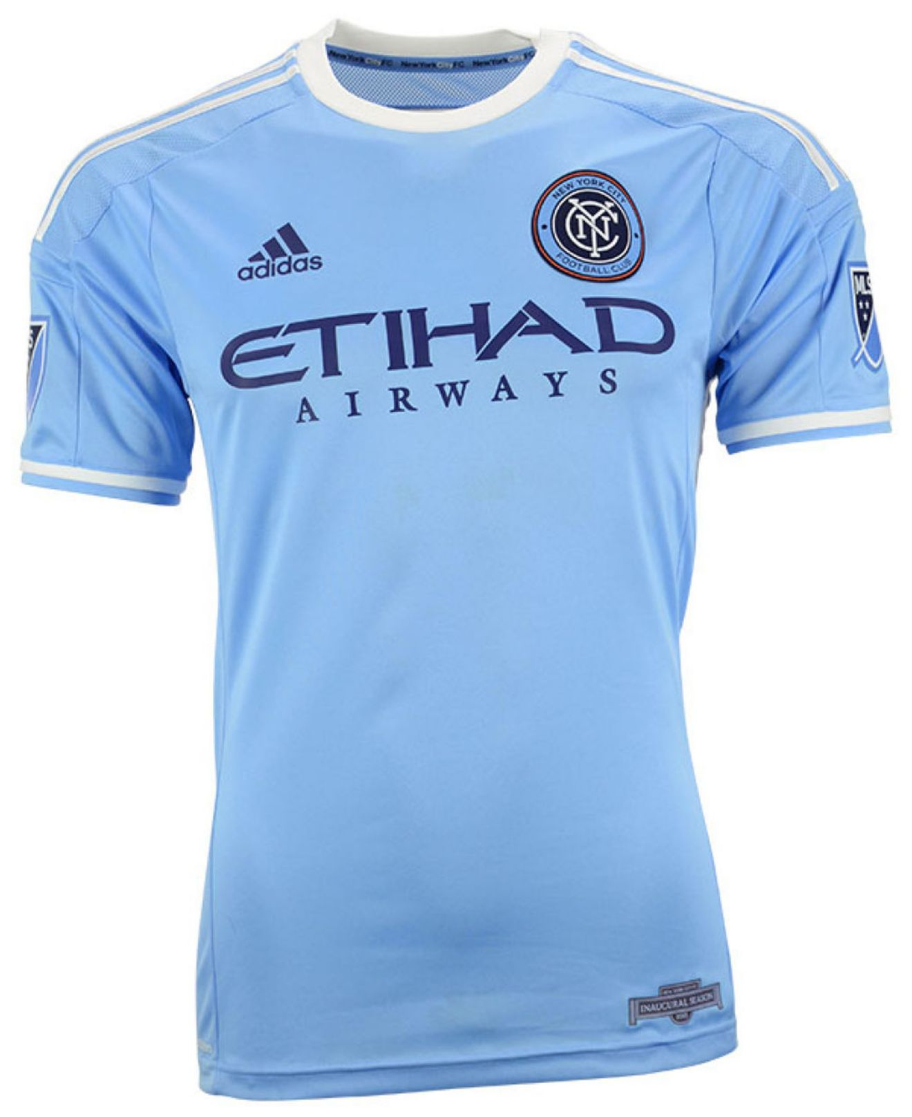 5df42da60c Lyst - Nike Adidas Men's New York City Fc Authentic Jersey in Blue ...
