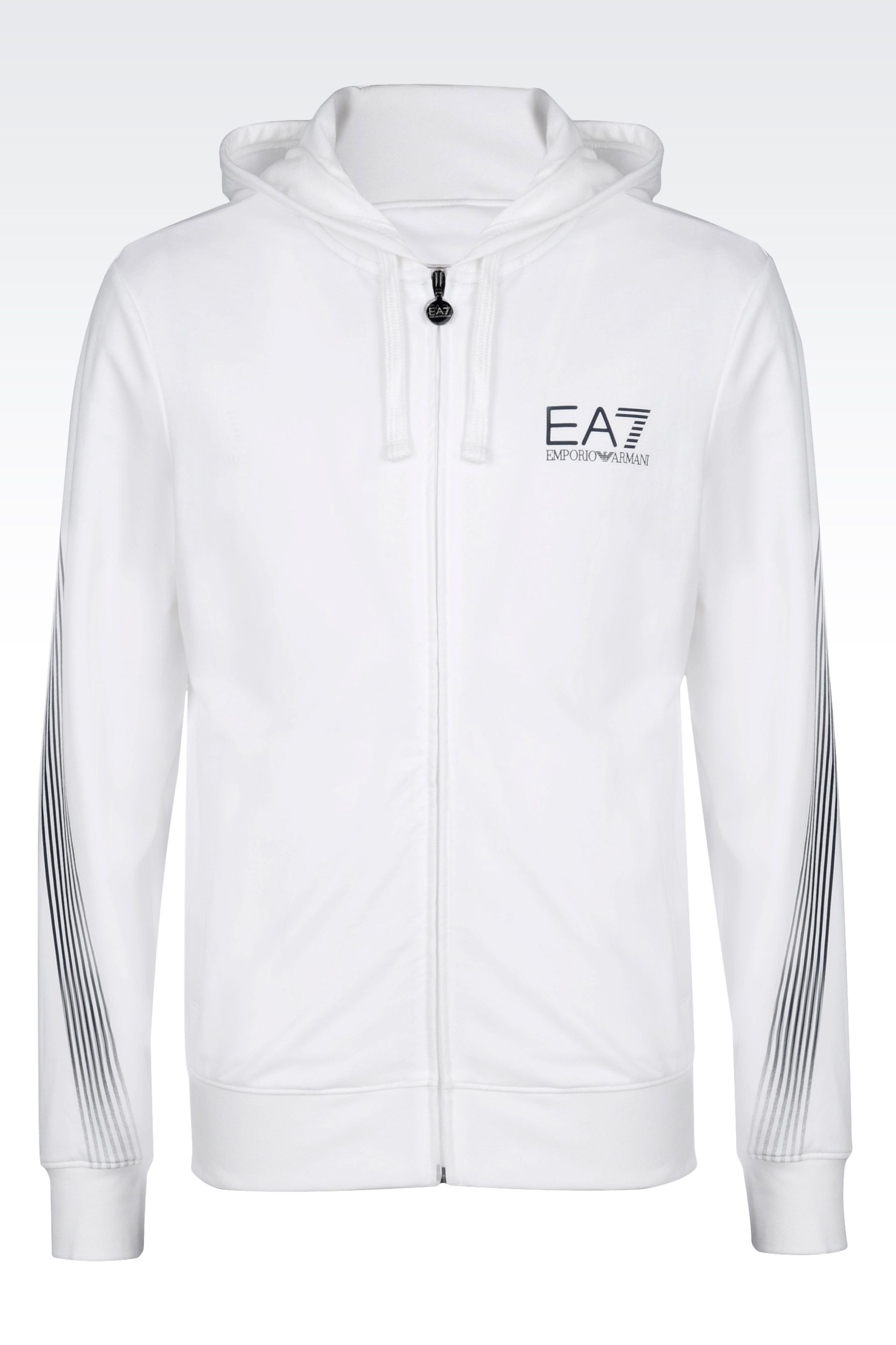 Ea7 t shirt white - Gallery