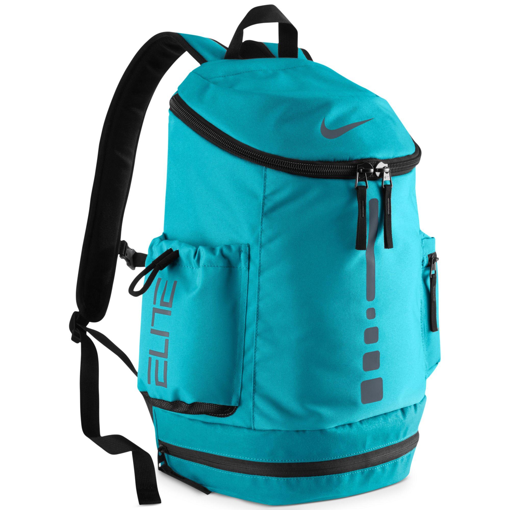 Nike Hoops Elite Team Backpack in Blue