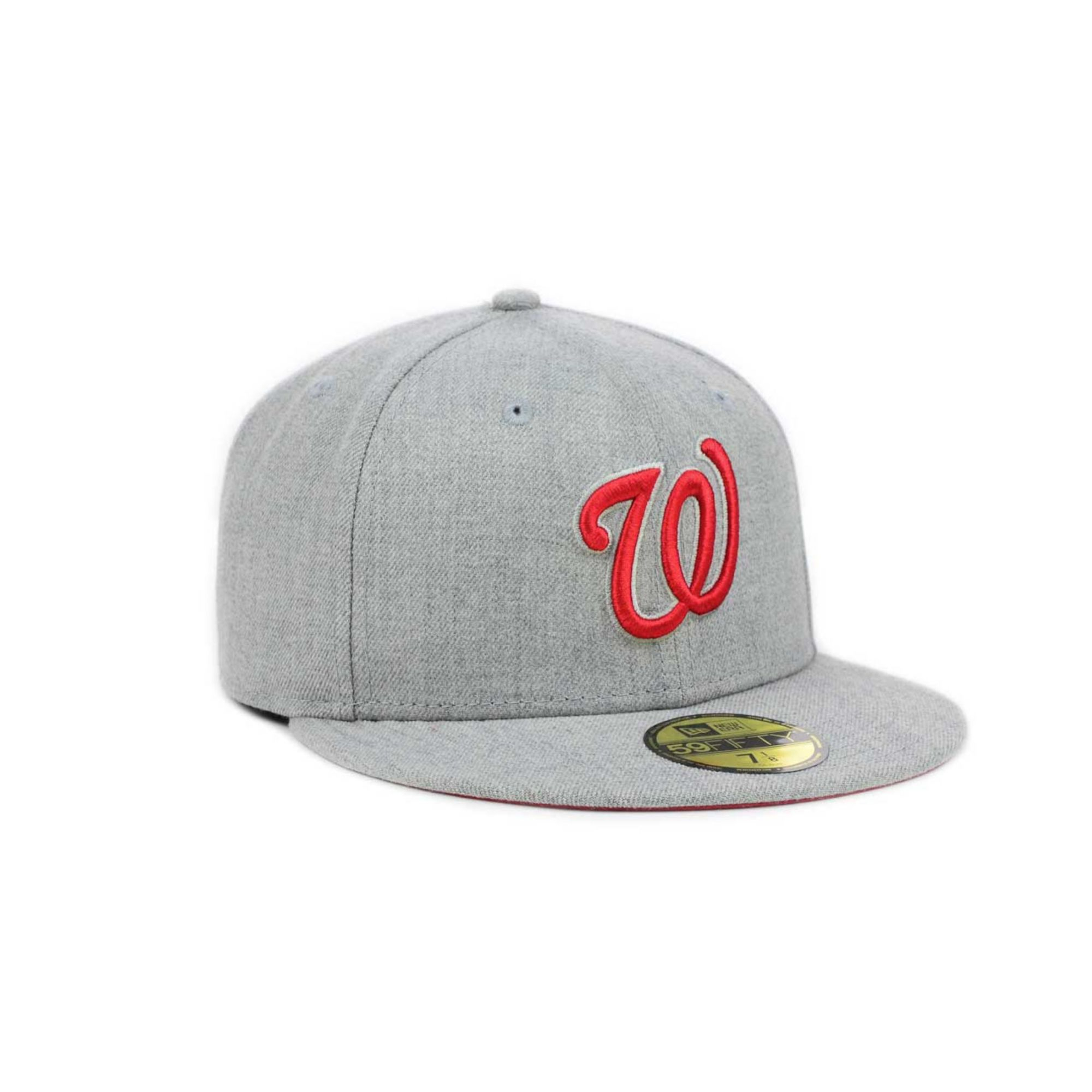 quality design 46e79 1d259 ... newera 17b26 20e18  italy lyst ktz washington nationals mlb heather basic  59fifty cap in e249f 53c10